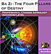 Order your Four Pillar Chinese Astrology Course