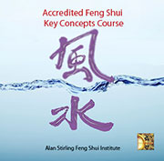 Feng Shui Distance Learning Step 1-Key Concepts
