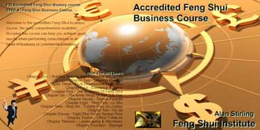 Feng Shui busines course